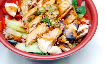 Chinese Cuisine for Dine-In, Takeout, or Delivery at Qwik Chinese Bistro (Up to 38% Off)