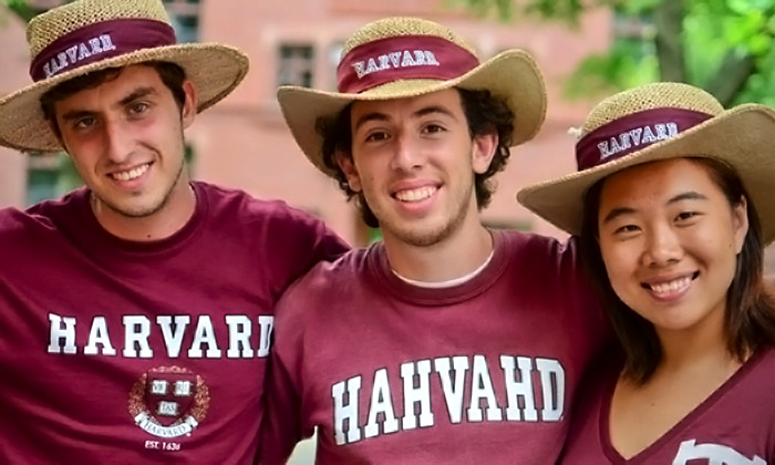 The Hahvahd Tour - Harvard Square: Harvard Walking Tour for Two or Four with Option for Harvard Museum Tour from The Hahvahd Tour (Up to 38% Off)