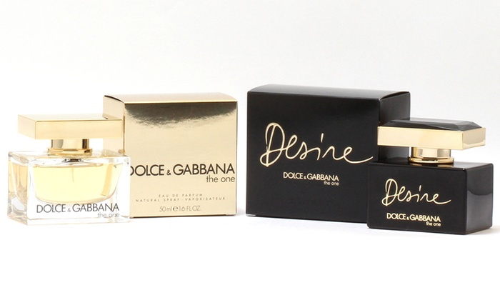 37cd77fba6f1b Dolce   Gabbana The One or The One Desire for Women   Groupon
