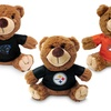 NFL Officially Licensed Teddy Bear Dog Toy