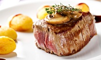Italienisches 4-Gänge-Menü mit Rinderfilet für 2 oder 4 Personen im Ristorante Le Rose (bis zu 47% sparen*)