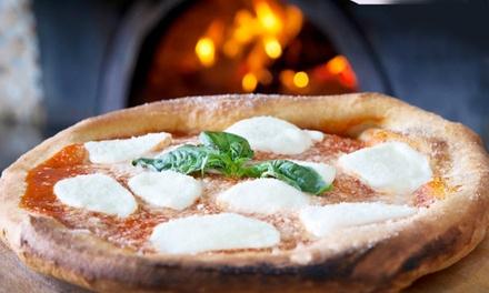 Pizza alla carta, cuoppo e birra a 24,90€euro