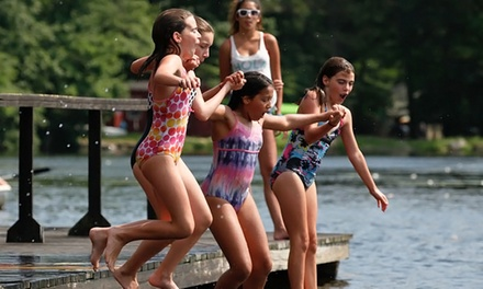 Two- or Three-Week Sleep-Away Camp for Kids at Camp Vacamas or Camp Top of the Pines (Up to 42% Off)