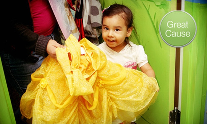 Compass Family Services - San Francisco: $15 Donation to Help Provide Kids' Halloween Costumes