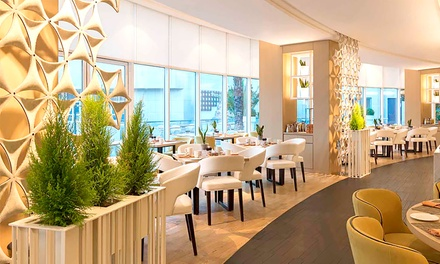 Choice of Buffet with Optional Drinks and Pool Access at Cafe Palmier at Le Royal Meridien Abu Dhabi (Up to 60% Off*)