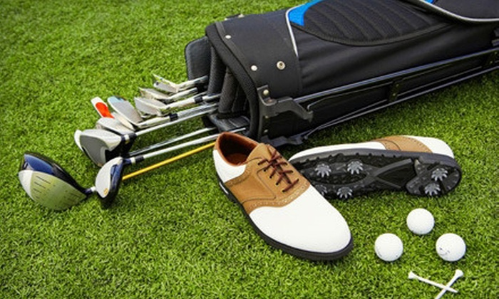 Golf Etc. - Evansville: Full Performance Club Fitting or $25 for $50 Worth of Golf Equipment and Services at Golf Etc.
