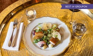 The Crazy Bear Group: Seven-Course Signature Menu at The Crazy Bear from £29.50 (Up to 60% Off)