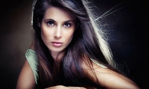 Biatchi Salon and Spa: Haircut with Deep Conditioning or Partial Highlights at Biatchi Salon and Spa (Up to 63% Off)