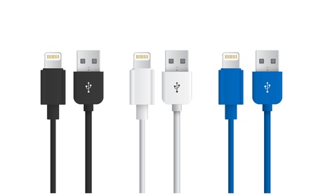 Cable Lightning Apple MFi certificado para iPhone, iPad e iPod