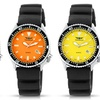 Gianello Men's Diver's Watch With Silicone Strap