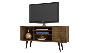 "Liberty Mid-Century 42""-70"" TV Stand. Multiple Colors Available."