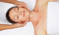 One-Hour Aromatherapy or Swedish Massage with Optional Facial at 4 You Hair and Massage Studio (Up to 61% off)
