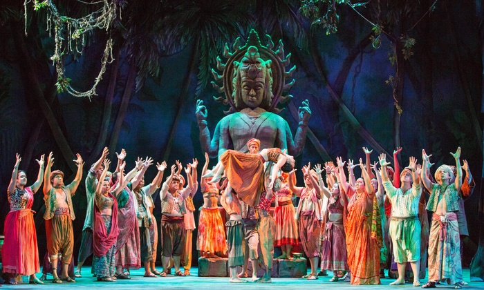 """""""The Pearl Fishers"""" - Broward Center: Florida Grand Opera presents """"The Pearl Fishers"""" at Broward Center on March 12 (Up to 53% Off)"""