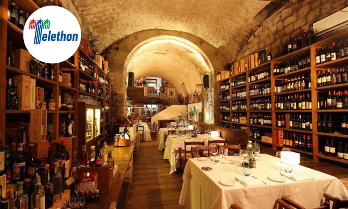 casa del nonno 13 - Casa del Nonno 13: Casa del Nonno 13, stellato Michelin - Menu gourmet di 6 portate e calici di vino abbinati