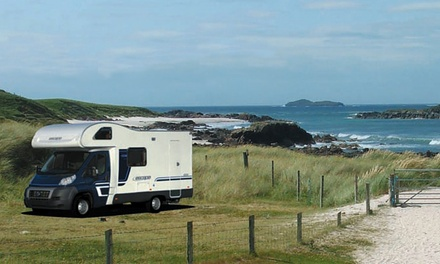 Nottinghamshire: 3, 5 or 7 Night Motorhome Hire For Five With OCT Motorhomes