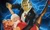 """Young Frankenstein: The Musical"" - Waterfront Theatre: ""Young Frankenstein: The Musical"" at Waterfront Theatre on October 6, 10, or 13 (Up to 52% Off)"