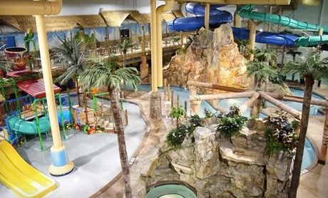 Family-Friendly Resort with Indoor Waterpark