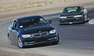 Speedtrialusa: Race-Car School, Safety Session, and Track Time for One or Two (70% Off)