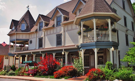 1- or 2-Night Stay for Two at Cornerstone Inn in Nashville, IN. Combine Up to 4 Nights.