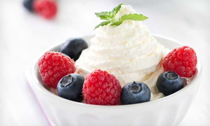Yogurt Stop - Multiple Locations: $6 for $12 Worth of Frozen Yogurt at Yogurt Stop. Two Locations Available.