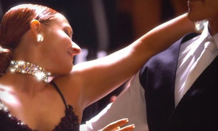 Fred Astaire Dance Studio - Bloomfield Hills: Three Ballroom Dance Lessons and Party or Beginner Ballroom Dance Package at Fred Astaire Dance Studios (Up to 71% Off)