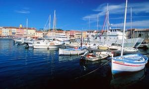 Sainte-Maxime : 1 à 3 nuits avec petit-déjeuner Sainte Maxime