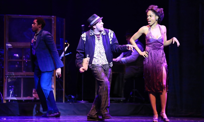 "Memphis - Collins Center for the Arts, University of Maine: ""Memphis"" the Musical at Collins Center for the Arts, University of Maine on April 28, at 7 p.m. (Up to 33% Off)"