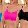 Women's Bralettes (3-Pack)