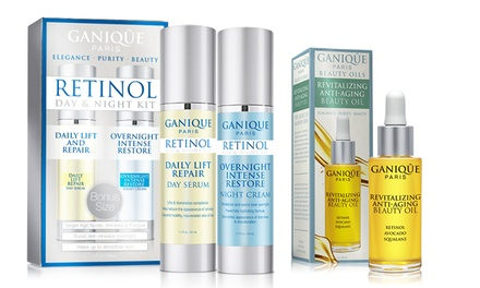Ganique Day and Night Kit with Beauty Oil