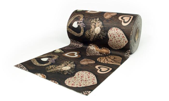 Fino a su tappeto passatoia antiscivolo groupon