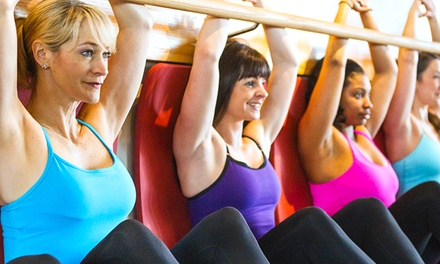 $78 for Four Weeks of Unlimited Classes at Pure Barre ($165 Value)