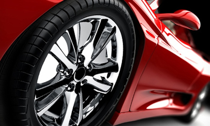 Malden Broadway Auto Body - Malden: Full Interior and Exterior Detail for a Sedan or SUV at Malden Broadway Auto Body (Up to 61% Off)
