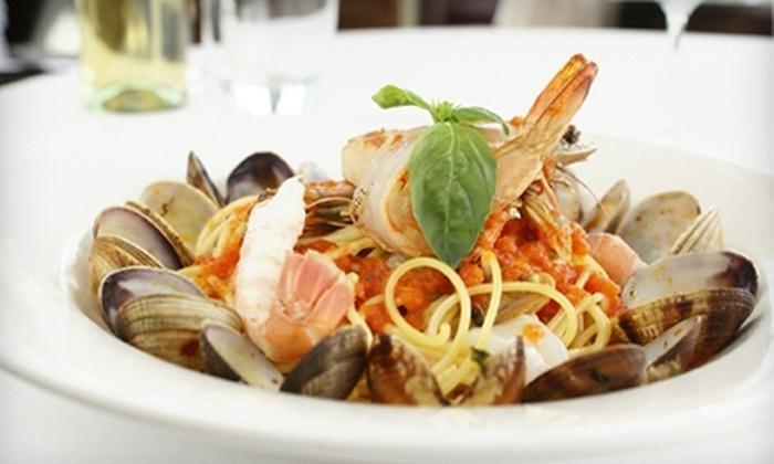 Scola's Restaurant - Scola's Restaurant: Upscale Italian Cuisine at Scola's Restaurant (Up to 60% Off). Two Options Available.