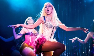 Le Faux: VIP or General Entry to Thursday Night Burlesque Variety Cabaret Drag Show for Two at Le Faux (Up to 52% Off)