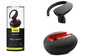 Jabra Stone3 Bluetooth Headset With Portable Charger; Refurbished
