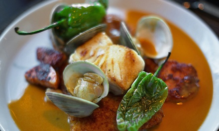 $60 for $100 Worth of Upscale  Iberian New American & Tapas for Dinner at 42 The Restaurant
