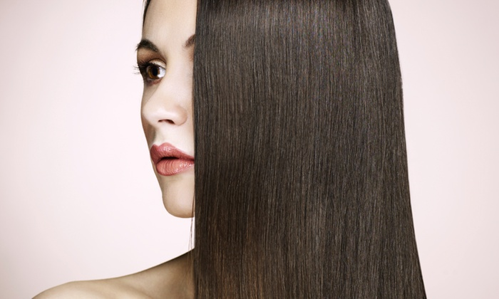 Tharie at Tress - Inside Tress Beauty Lounge: $99 for a Keratin Smoothing Treatment at Tharie at Tress ($300 Value)