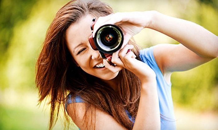 Digi Foto School: $25 for Online Introduction to DSLR Photography Course from Digi Foto School ($99 Value)
