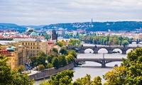 Prague : 1 à 3 nuits avec petit déjeuner, accès illimité à la piscine et au sauna à l'hôtel Duo 4* pour 2