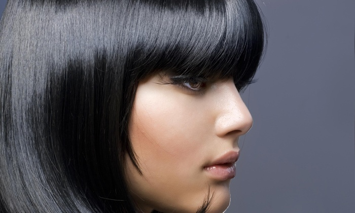 Salon at Marc Stephens - Moorestown-Lenola: A Women's Haircut with Shampoo and Style from Salon at Marc Stephens (45% Off)