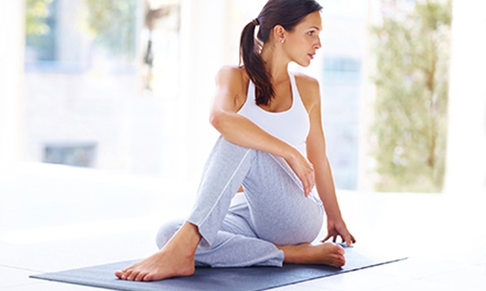 Yoga East - Multiple Locations: $39 for 10 Yoga Classes at Yoga East ($125 Value)