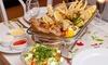 Rucola - Rucola: Wybrany półmisek dla 2 osób za 79 zł i więcej opcji w restauracji Rucola