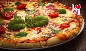 Retrò Steakhouse: Menu pizza con antipasto, dessert e bibita a scelta da Retrò Steakhouse (sconto fino a 70%)