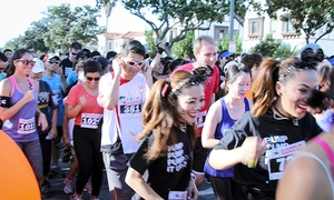 Alhambra 5k Pumpkin Run: $20 for Registration for One in Alhambra 5k Pumpkin Run on Saturday, October 3 ($35Value)
