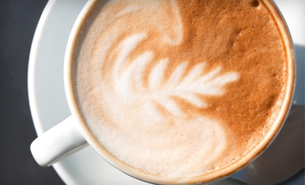 $14 Groupon to Perk Up Coffee Shop - Perk Up Coffee Shop in Sparks