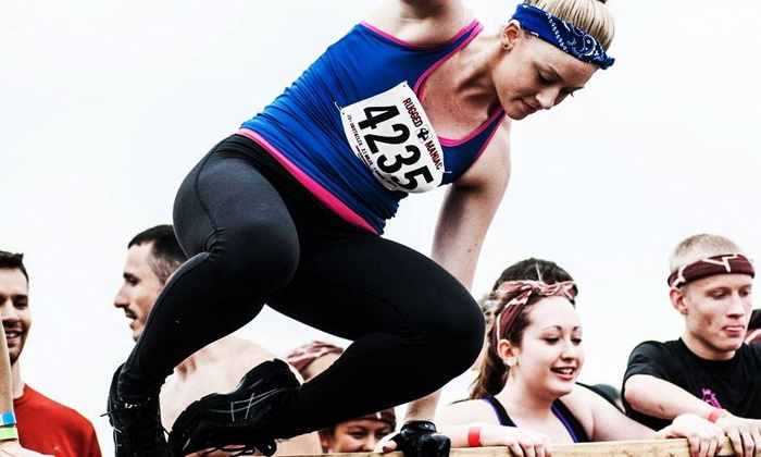 Rugged Maniac 5K Obstacle Race - Alameda County Fairgrounds: $24  for Admission for One to Rugged Maniac 5K Obstacle Race on Saturday, May 24, 2014 ($48 Value)