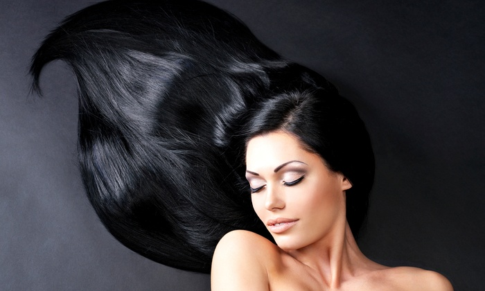 Color Splash Salon and Spa - Color Splash Salon & Spa: Haircut and Style with Deep-Conditioning Treatment or Color at Color Splash Salon and Spa (Up to 52% Off). Two Options Available.