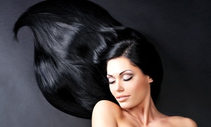 Color Splash Salon and Spa: Haircut and Style with Deep-Conditioning Treatment or Color at Color Splash Salon and Spa (Up to 52% Off). Two Options Available.