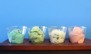 Scoop Du Jour: $12 for Two $10 Vouchers Towards Ice Cream for Two or More at Scoop Du Jour ($20 Value)