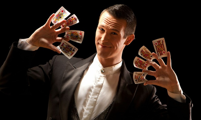 """Champions of Magic Live! - San Francisco: """"Champions of Magic Live!"""" at Victoria Theater on July 17 or 18 (Up to 50% Off)"""